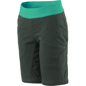 Houdini Kids Liquid Trail Shorts gust green